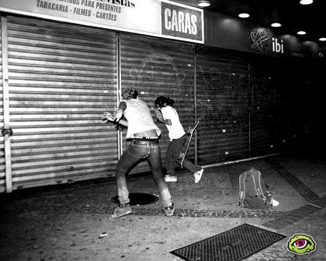 Léo Madeira errado mas tá valendo - Foto: Rodrigo Porogo